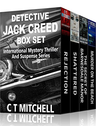 Jack Creed Box Set