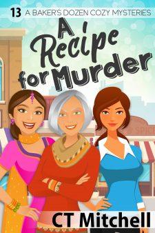A Recipe For Murder FLAT
