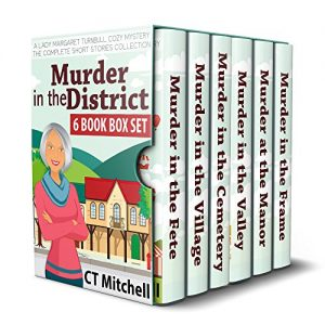 Murder in the District - The Complete Collection: 6 Book Box Set