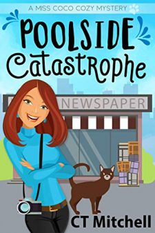Poolside Catastrophe By CT Mitchell