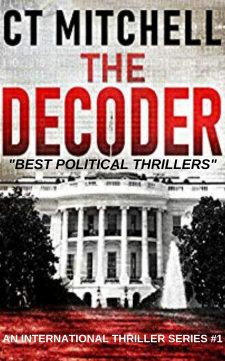 The Decoder By CT Mitchell