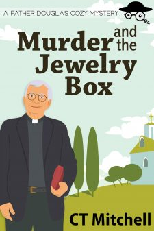 Murder And The Jewelry Box By CT Mitchell
