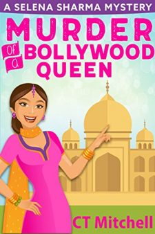 Murder Of A Bollywood Queen By CT Mitchell